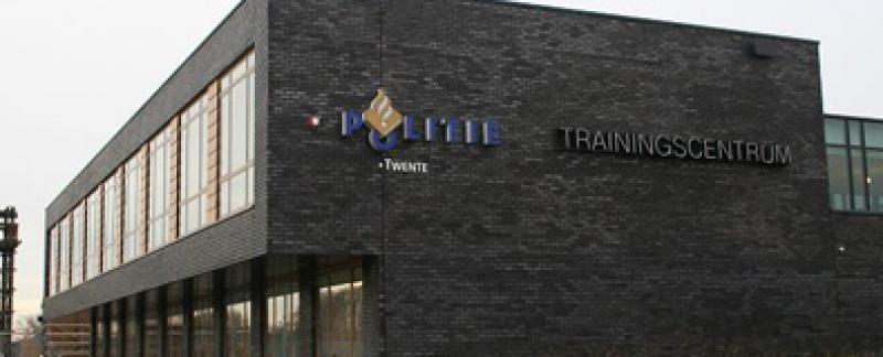 Elektrotechnische Anlagen Polizei-Ausbildungszentrums Twente