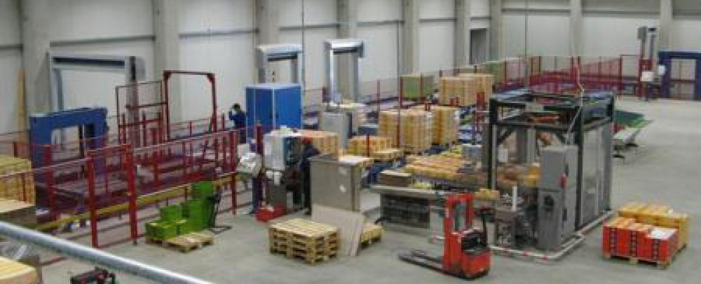 Logistiek - Wernsing Feinkost und Salate