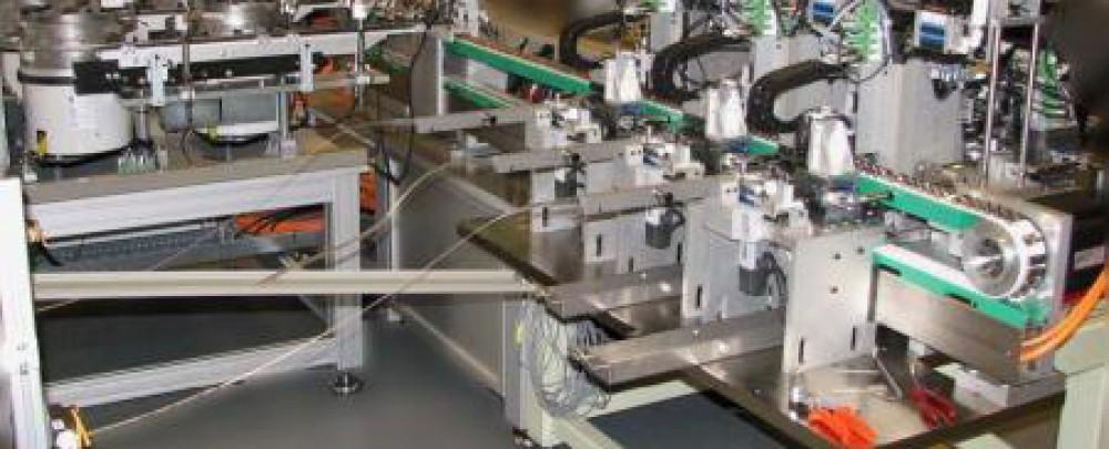 Machinen Steuerung - IMS Phoenix