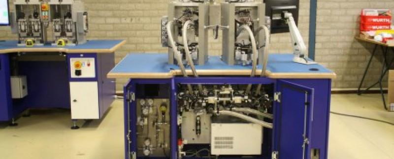 Elektro, perslucht-en mechanische assemblage