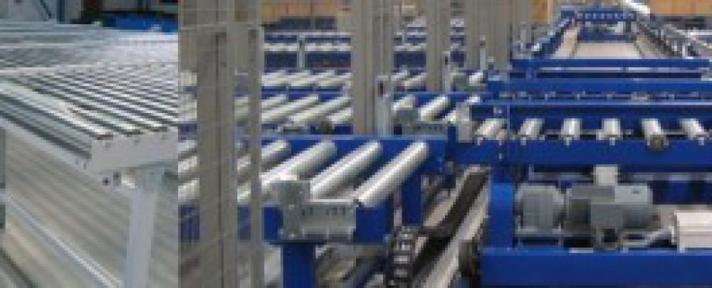 Logistieke systemen Trapo AG