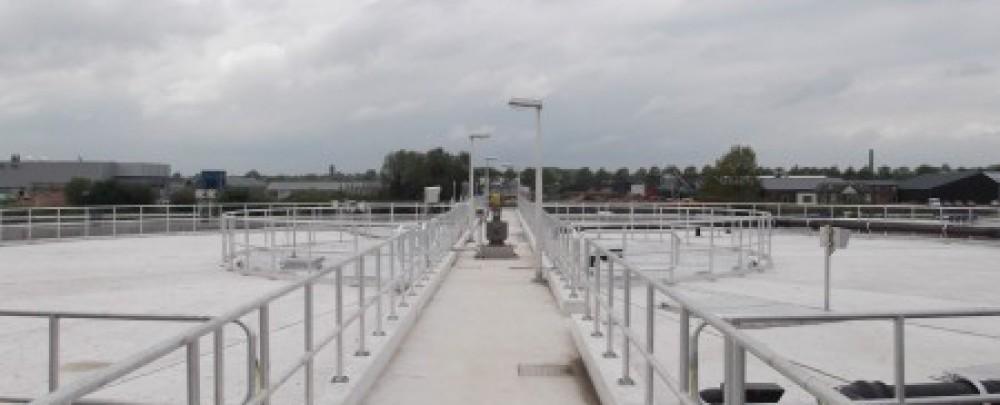Ombouw RWZI Steenwijk