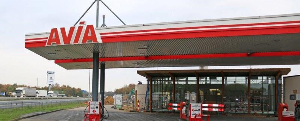 Nieuwbouw Tankstation aan de Rijksweg A1 te Hengelo