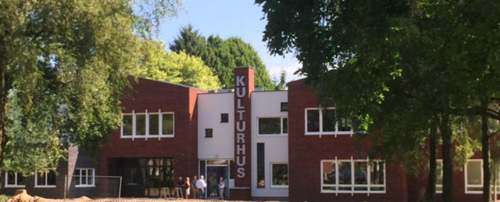 Nieuwbouw Kulturhus 't Trefhuus