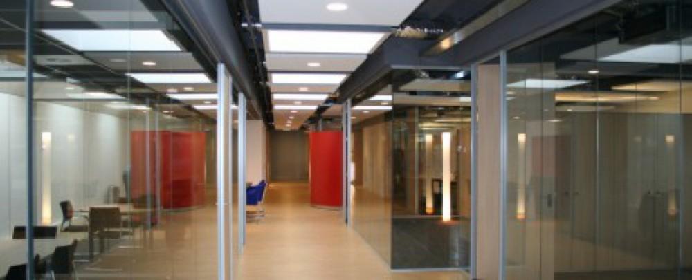 Verbouwing kantoren Reobijn