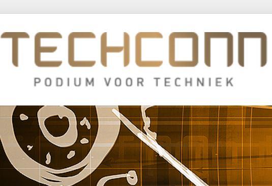 Deelname Moekotte aan Techconn - Podium voor techniek