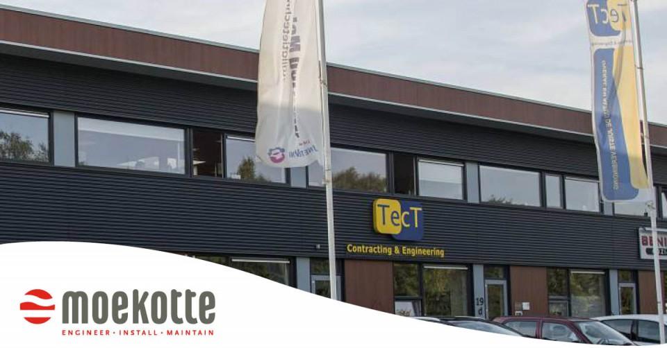 Overname TecT door Moekotte Groep
