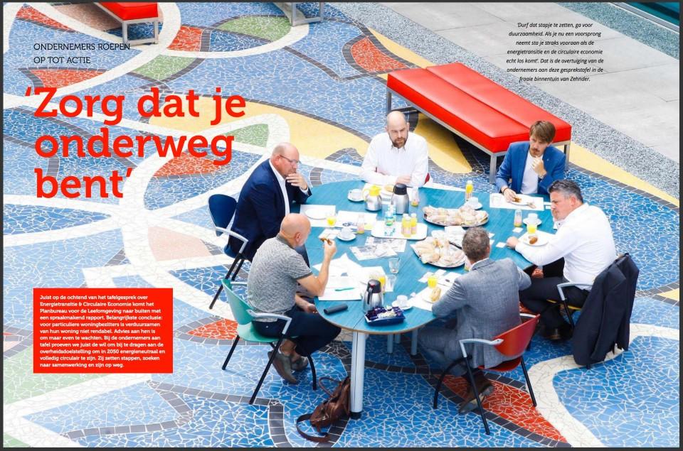 Moekotte in de media - Kijk op Oost Nederland